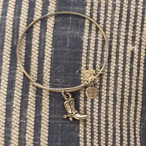 Alex & Ani Cowboy Boot
